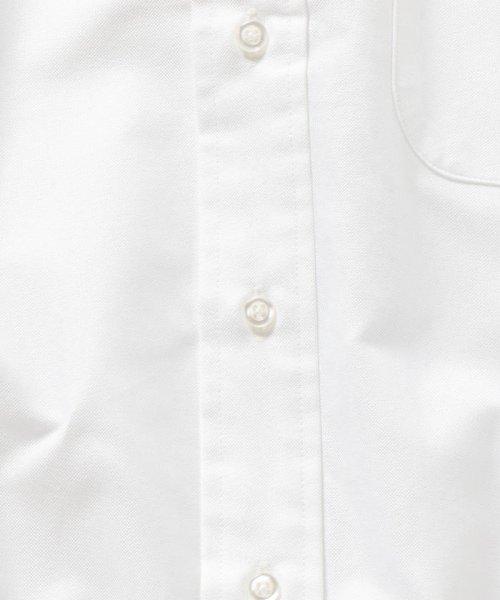 SHIPS MEN(シップス メン)/SHIPS×IKE BEHAR: アメリカ製 オックスフォード バンドカラー シャツ/111135564_img09