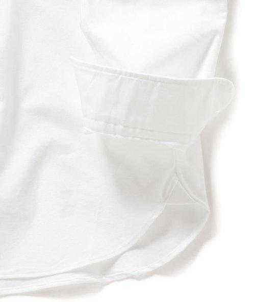 SHIPS MEN(シップス メン)/SHIPS×IKE BEHAR: アメリカ製 オックスフォード ラウンドカラー シャツ/111135566_img04