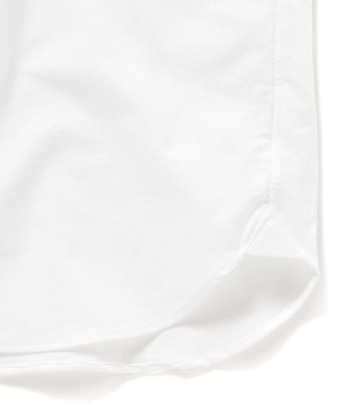 SHIPS MEN(シップス メン)/SHIPS×IKE BEHAR: アメリカ製 オックスフォード ラウンドカラー シャツ/111135566_img06