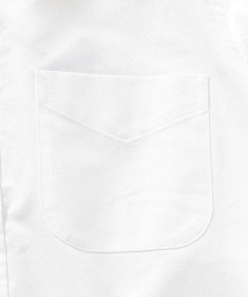 SHIPS MEN(シップス メン)/SHIPS×IKE BEHAR: アメリカ製 オックスフォード ラウンドカラー シャツ/111135566_img08