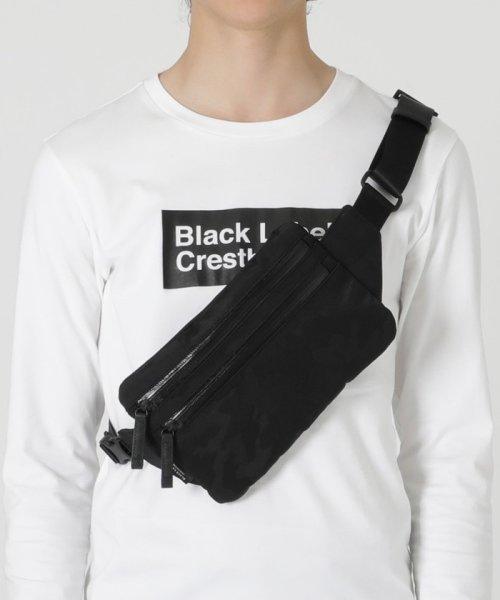 BLACK LABEL CRESTBRIDGE(BLACK LABEL CRESTBRIDGE)/シャドーカムフラージュ クロスボディ/51140203--_img04