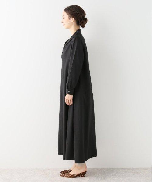 NOBLE(スピック&スパン ノーブル)/【BARBA】 スキッパーシャツドレス/19040250003230_img03
