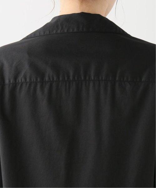 NOBLE(スピック&スパン ノーブル)/【BARBA】 スキッパーシャツドレス/19040250003230_img06