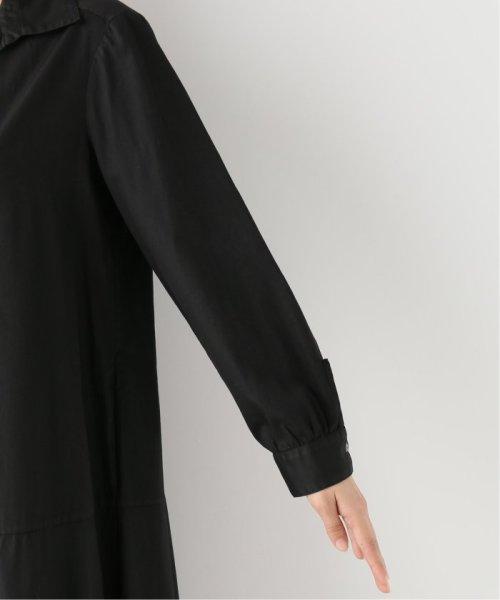 NOBLE(スピック&スパン ノーブル)/【BARBA】 スキッパーシャツドレス/19040250003230_img07