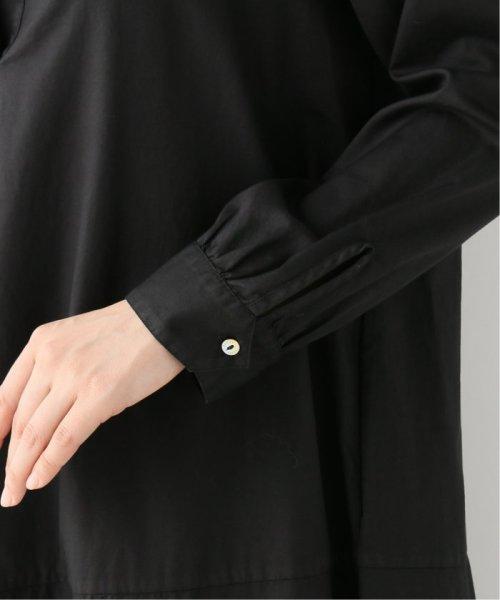 NOBLE(スピック&スパン ノーブル)/【BARBA】 スキッパーシャツドレス/19040250003230_img08