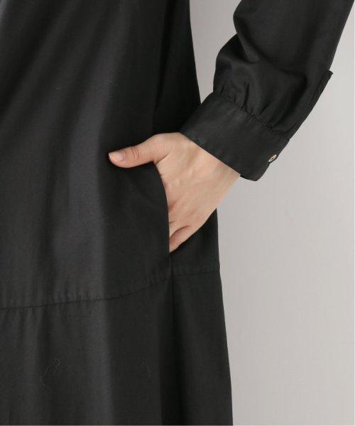 NOBLE(スピック&スパン ノーブル)/【BARBA】 スキッパーシャツドレス/19040250003230_img10