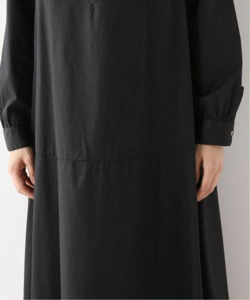 NOBLE(スピック&スパン ノーブル)/【BARBA】 スキッパーシャツドレス/19040250003230_img11