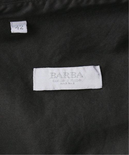 NOBLE(スピック&スパン ノーブル)/【BARBA】 スキッパーシャツドレス/19040250003230_img13
