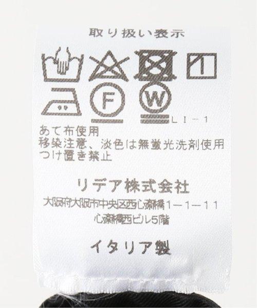 NOBLE(スピック&スパン ノーブル)/【BARBA】 スキッパーシャツドレス/19040250003230_img14