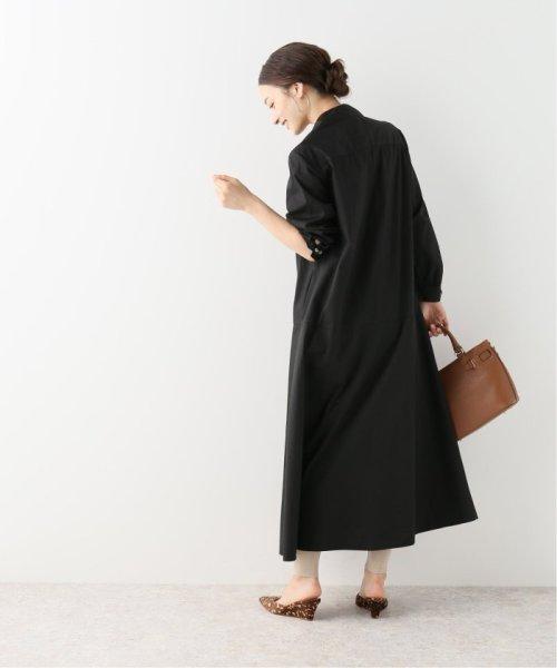 NOBLE(スピック&スパン ノーブル)/【BARBA】 スキッパーシャツドレス/19040250003230_img17