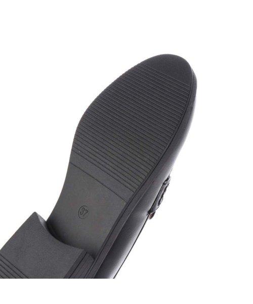 AAA PLUS feminine(サンエープラスフェミニン)/SFW サンエープラスフェミニン AAA? feminine おじ靴'マニッシュコインローファー/3571 (ブラック)/AA2911BW00042_img04