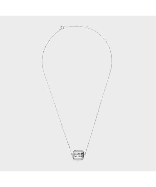 CHARLES & KEITH(チャールズ アンド キース)/【2019 WINTER 新作】PART OF THE CHANGE  アクリルネックレス / PART OF THE CHANGE Acrylic Neckl/CH1328DW13564_img01