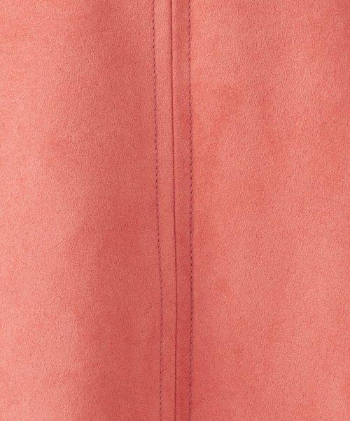EMMEL REFINES(エメル リファインズ)/FC ボンディング フェイクスウェードスカート/66241621453_img13