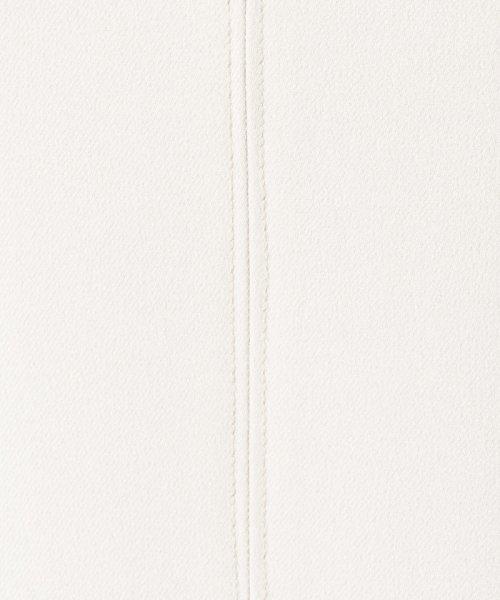 EMMEL REFINES(エメル リファインズ)/〔ハンドウォッシャブル〕FC HW サージ キーネック フィット&フレア ワンピース/66261623006_img10