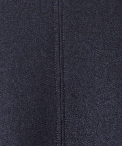 EMMEL REFINES(エメル リファインズ)/〔ハンドウォッシャブル〕FC HW サージ キーネック フィット&フレア ワンピース/66261623006_img15