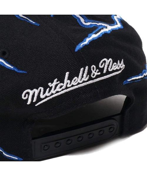 Mitchell&Ness(Mitchell&Ness)/ミッチェルアンドネス ライトニング スナップバック/シカゴ ブルズ/6hssef18026-cbu_img09