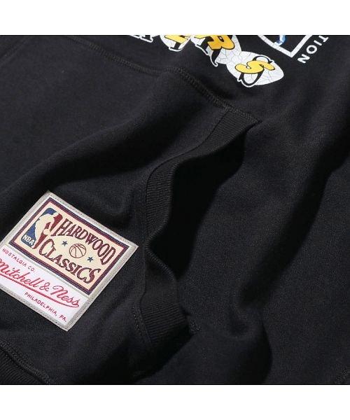 Mitchell&Ness(Mitchell&Ness)/ミッチェルアンドネス ライトニング フープフーディー/ロサンゼルス レイカーズ/fphdef18035-lal_img04