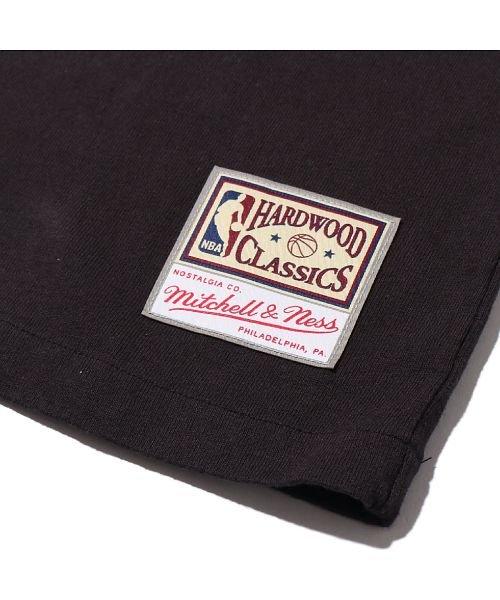 Mitchell&Ness(Mitchell&Ness)/ミッチェルアンドネス ライトニング Tシャツ/シカゴ ブルズ/ssteef18012-cbu_img04