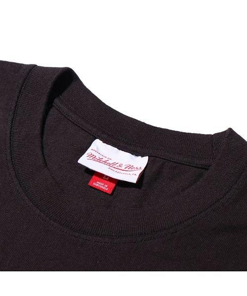 Mitchell&Ness(Mitchell&Ness)/ミッチェルアンドネス ライトニング Tシャツ/ロサンゼルス レイカーズ/ssteef18012-lal_img02
