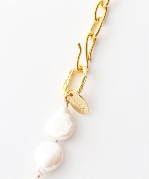 journal standard  L'essage (ジャーナルスタンダード レサージュ)/【Lizzie Fortunato/リジーフォルトゥナート】 Harbor Necklace in Pear:ネックレス/19091380001930_img02