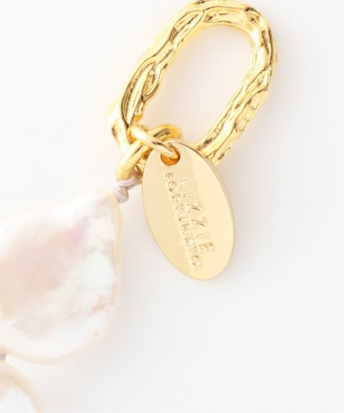 journal standard  L'essage (ジャーナルスタンダード レサージュ)/【Lizzie Fortunato/リジーフォルトゥナート】 Harbor Necklace in Pear:ネックレス/19091380001930_img04
