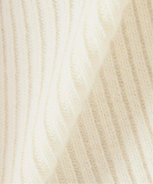 VERMEIL par iena(ヴェルメイユ パー イエナ)/《予約》カシミヤ混 リブパンツ◆/19080938727030_img15