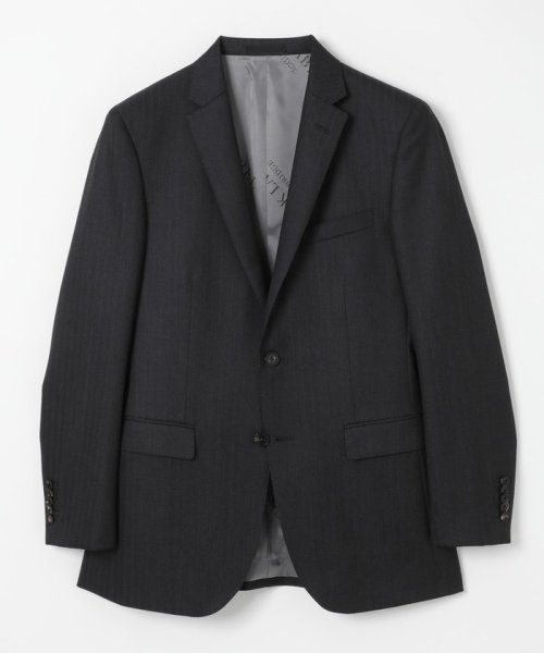 BLACK LABEL CRESTBRIDGE(BLACK LABEL CRESTBRIDGE)/MIYUKIヘリンボーンスリーピーススーツ/51H71210L-_img07