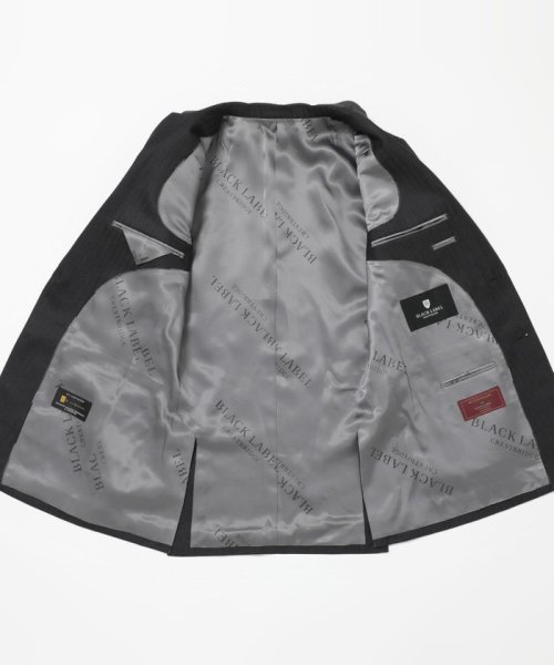 BLACK LABEL CRESTBRIDGE(BLACK LABEL CRESTBRIDGE)/MIYUKIヘリンボーンスリーピーススーツ/51H71210L-_img08