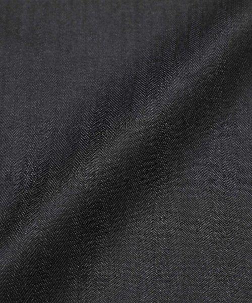 BLACK LABEL CRESTBRIDGE(BLACK LABEL CRESTBRIDGE)/MIYUKIヘリンボーンスリーピーススーツ/51H71210L-_img11