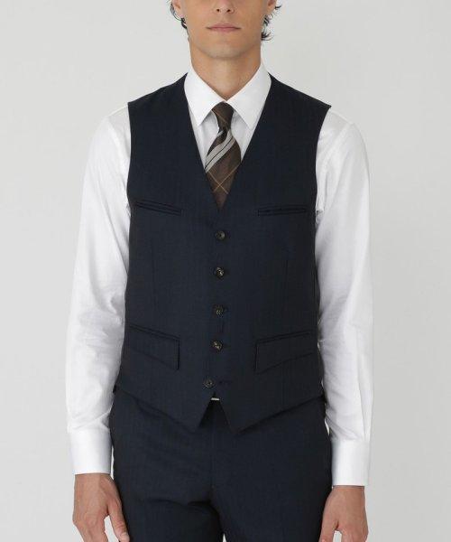 BLACK LABEL CRESTBRIDGE(BLACK LABEL CRESTBRIDGE)/MIYUKIヘリンボーンスリーピーススーツ/51H71210L-_img15