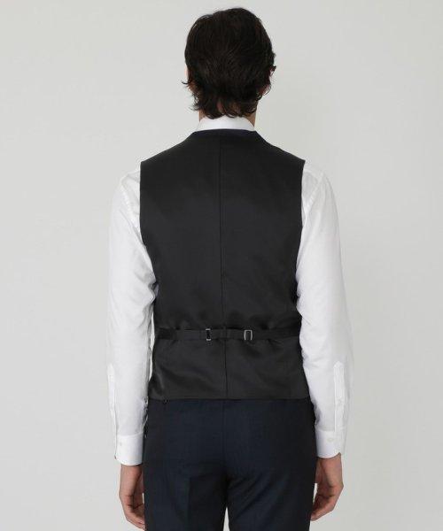 BLACK LABEL CRESTBRIDGE(BLACK LABEL CRESTBRIDGE)/MIYUKIヘリンボーンスリーピーススーツ/51H71210L-_img16