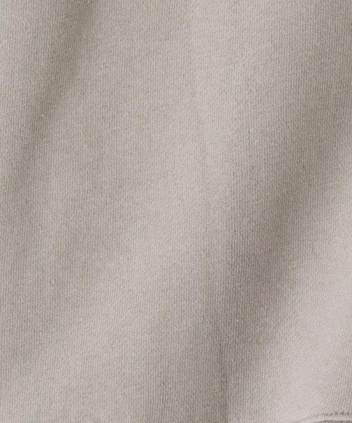 EMMEL REFINES(エメル リファインズ)/SMF 起毛ウラケ フードプルオーバー/66122990510_img09