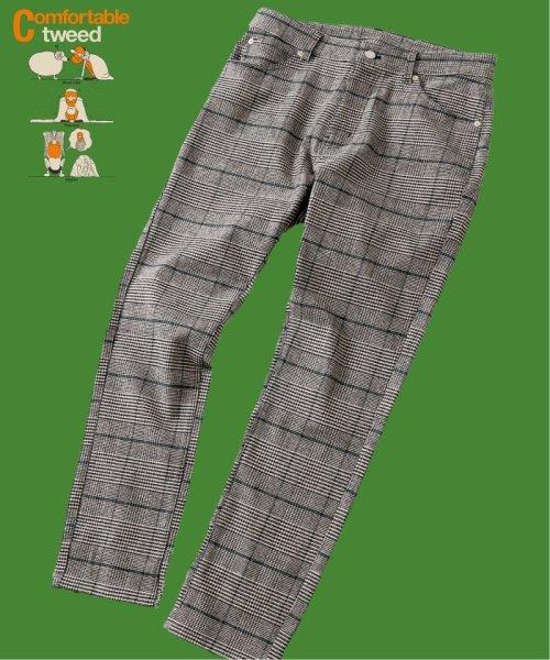 JOURNAL STANDARD relume Men's(ジャーナルスタンダード レリューム メンズ)/【CONFORTABLE TWEED】5ポケットパンツ/19030464720030_img08