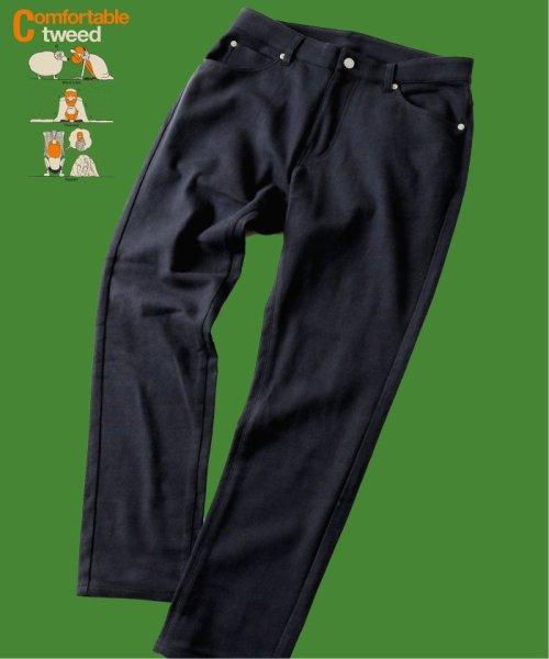 JOURNAL STANDARD relume Men's(ジャーナルスタンダード レリューム メンズ)/【CONFORTABLE TWEED】5ポケットパンツ/19030464720030_img09