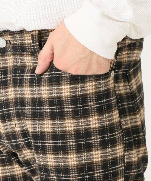 JOURNAL STANDARD relume Men's(ジャーナルスタンダード レリューム メンズ)/【CONFORTABLE TWEED】5ポケットパンツ/19030464720030_img17