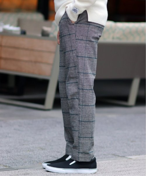 JOURNAL STANDARD relume Men's(ジャーナルスタンダード レリューム メンズ)/【COMFORTABLE TWEED】トラウザーズ/19030464721030_img09