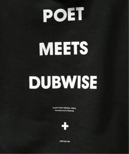 JOURNAL STANDARD(ジャーナルスタンダード)/【POET MEETS DUBWISE/ポエトミーツダブワイズ】別注 THIS IS NOT AN INSTRUMENTAL/19070610015130_img15