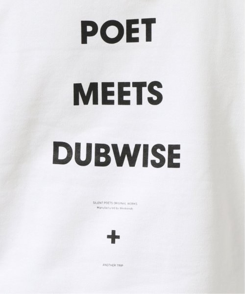 JOURNAL STANDARD(ジャーナルスタンダード)/【POET MEETS DUBWISE/ポエトミーツダブワイズ】別注 THIS IS NOT AN INSTRUMENTAL/19070610015130_img17