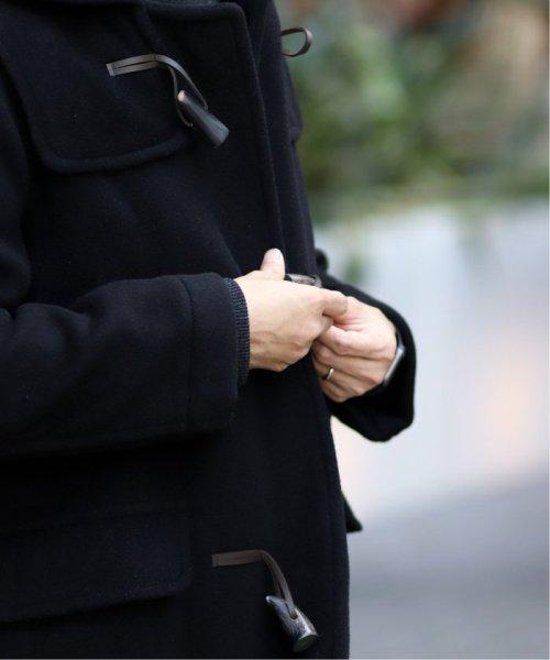 JOURNAL STANDARD relume Men's(ジャーナルスタンダード レリューム メンズ)/《予約》【LONDON TRADITION for relume】別注 オーバーダッフルコート - LT01/19020465000430_img08