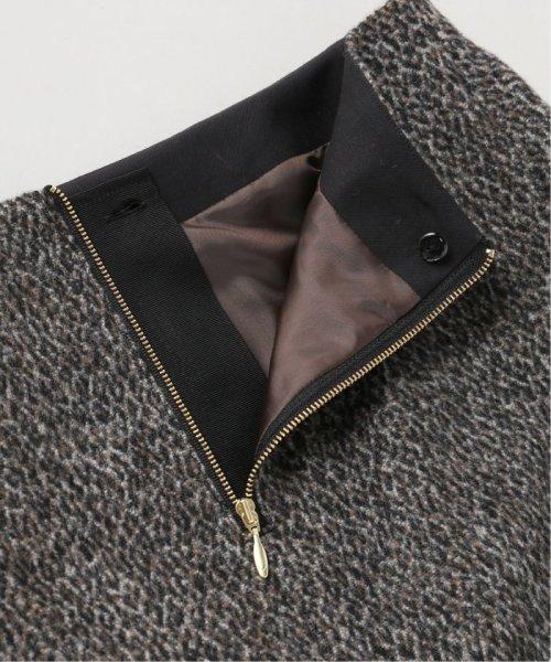 La TOTALITE(ラ トータリテ)/レオパードジャガード台形スカート/19060140526040_img12