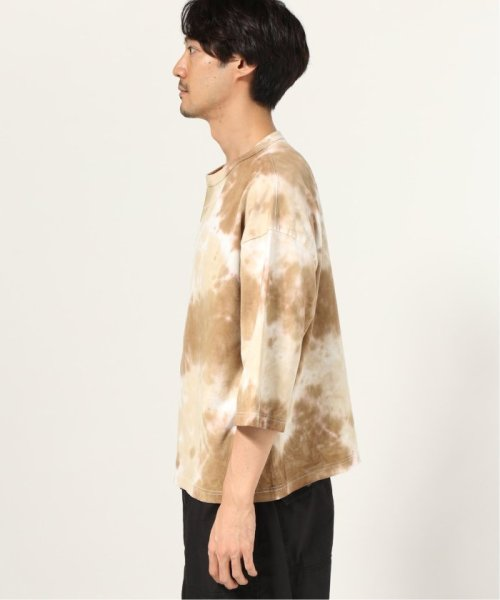 J.S Homestead(ジャーナルスタンダード ホームステッド)/COFFEE DYED WIDE SILHOUETTE-7ブソデ カットソー/19070470609030_img03