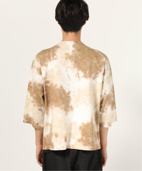 J.S Homestead(ジャーナルスタンダード ホームステッド)/COFFEE DYED WIDE SILHOUETTE-7ブソデ カットソー/19070470609030_img04