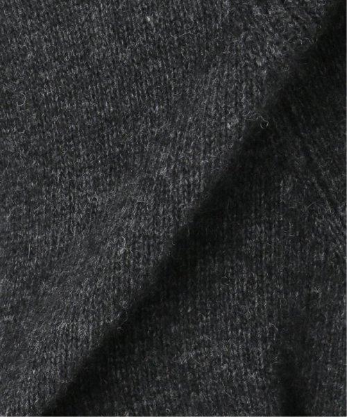 La TOTALITE(ラ トータリテ)/ラクーン混カシュクールカーディガン◆/19080140735040_img19