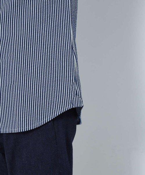 ABAHOUSE(ABAHOUSE)/【Recency of Mine】36G Silkyサッカージャージーシャツ/00388010003_img06