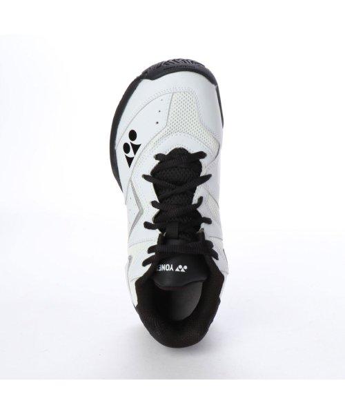 YONEX(ヨネックス)/ヨネックス YONEX テニス オムニ/クレー用シューズ パワークッション107Dワイド SHT107DW/YO2032BU02798_img03