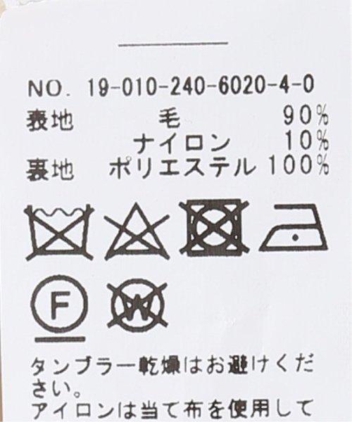 NOBLE(スピック&スパン ノーブル)/ビックシルエットジャケット◆/19010240602040_img15