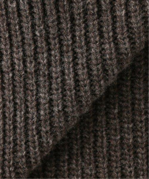 NOBLE(スピック&スパン ノーブル)/【JANE SMITH】 バックオープンニットワンピース/19040250004430_img14