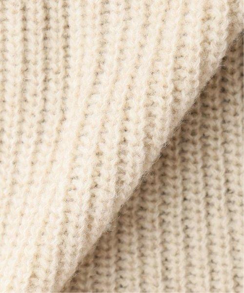NOBLE(スピック&スパン ノーブル)/【JANE SMITH】 バックオープンニットワンピース/19040250004430_img15