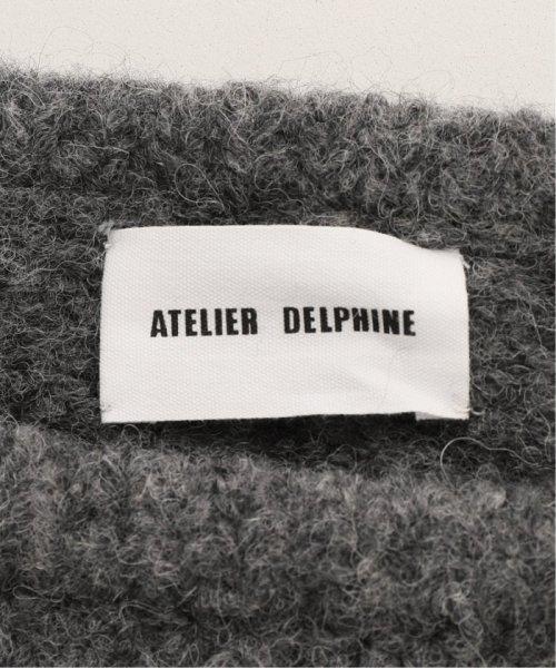 Spick & Span(スピック&スパン)/【ATELIER DELPHINE】バルーンスリーブニット/19080210002730_img15