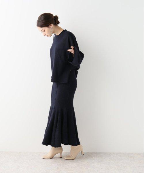 NOBLE(スピック&スパン ノーブル)/【JANE SMITH】 ハイゲージビッグトップス/19080250001030_img02